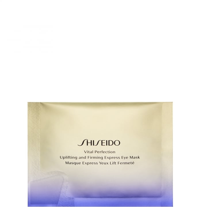 Vital Perfection Masque Express Yeux Lift Fermeté - SHISEIDO - Incenza