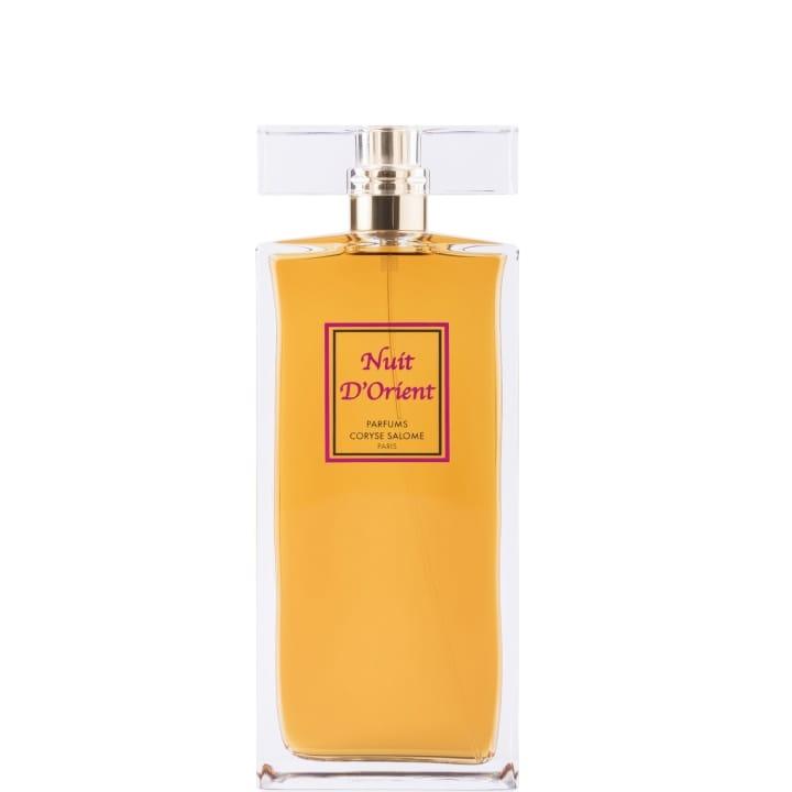 Nuit d'Orient Eau de Parfum - Coryse Salomé - Incenza