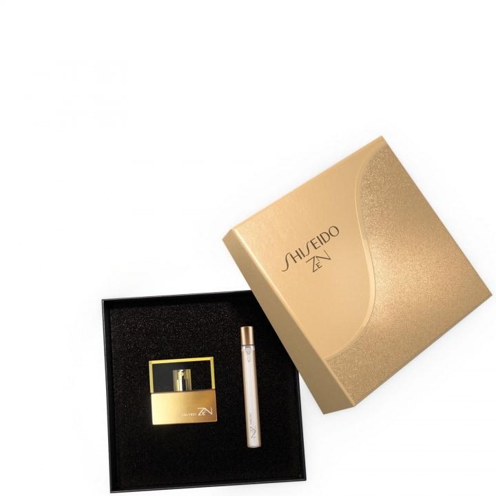 Zen Coffret Eau de Parfum - SHISEIDO - Incenza