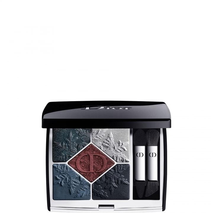 5 Couleurs Couture - Edition limitée collection Golden Nights Palette de fards à paupières - haute couleur 089 - DIOR - Incenza