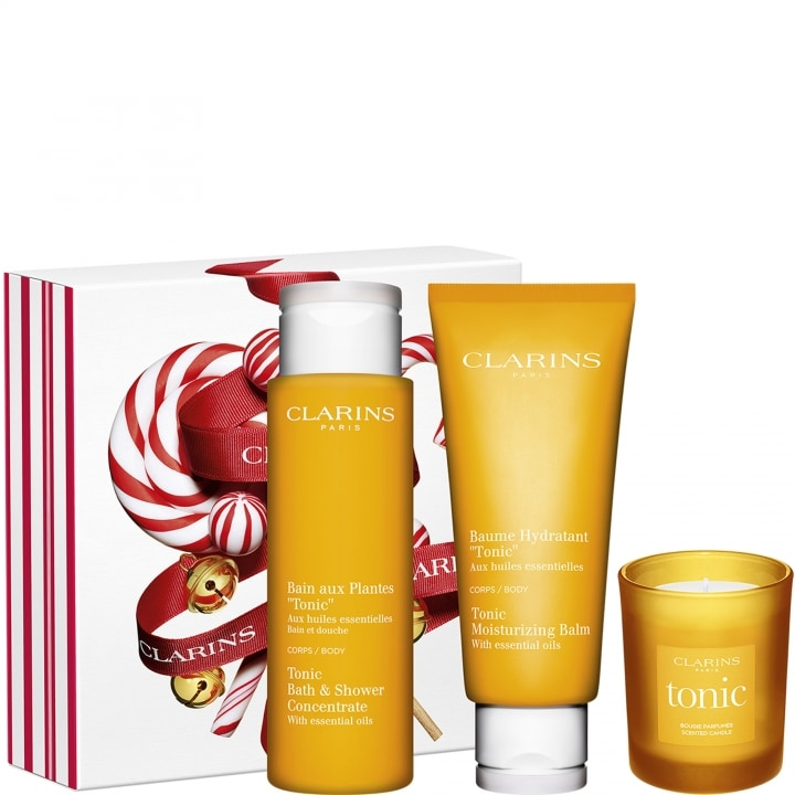 SPA AT HOME Coffret Soin Corps - CLARINS - Incenza
