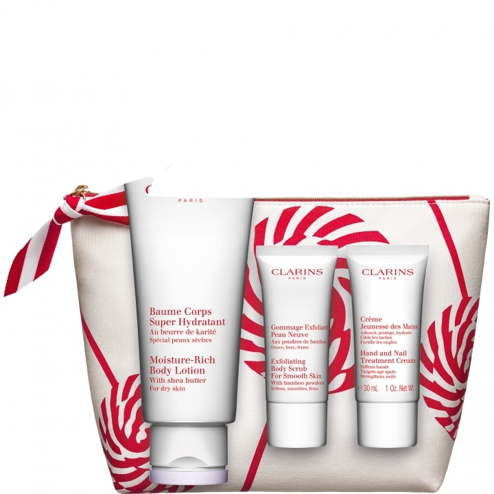 Baume Corps Super Hydratant Coffret Corps Hydratation - CLARINS - Incenza