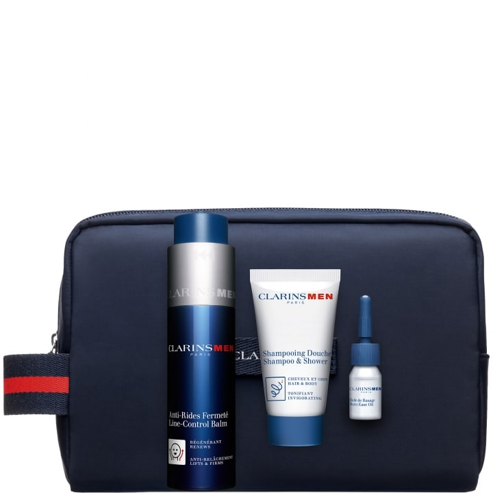 Anti-Âge Coffret Soin Homme - CLARINS - Incenza