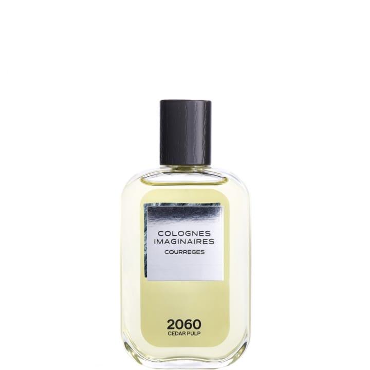 2060 Cedar Pulp Cologne Eau de Parfum - Courrèges - Incenza