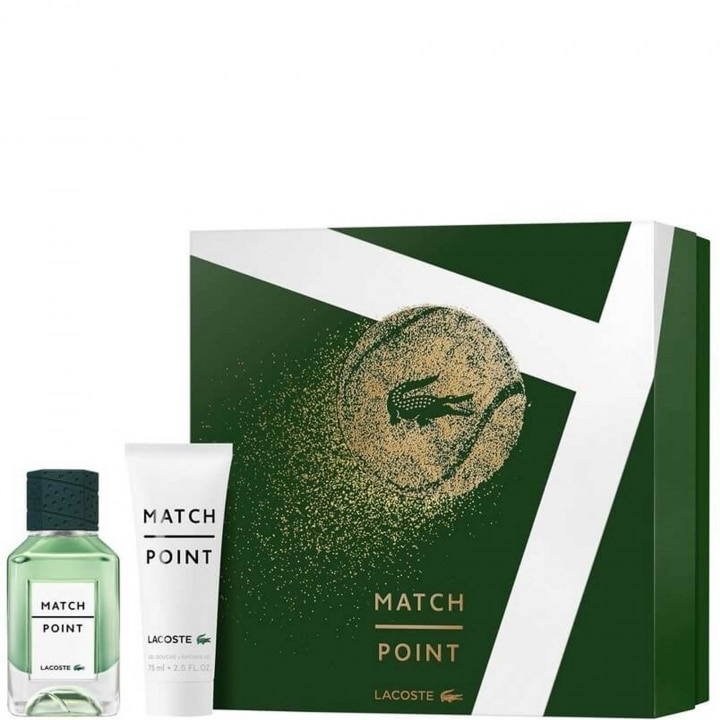 Lacoste Match Point Coffret Eau de Toilette - Lacoste - Incenza