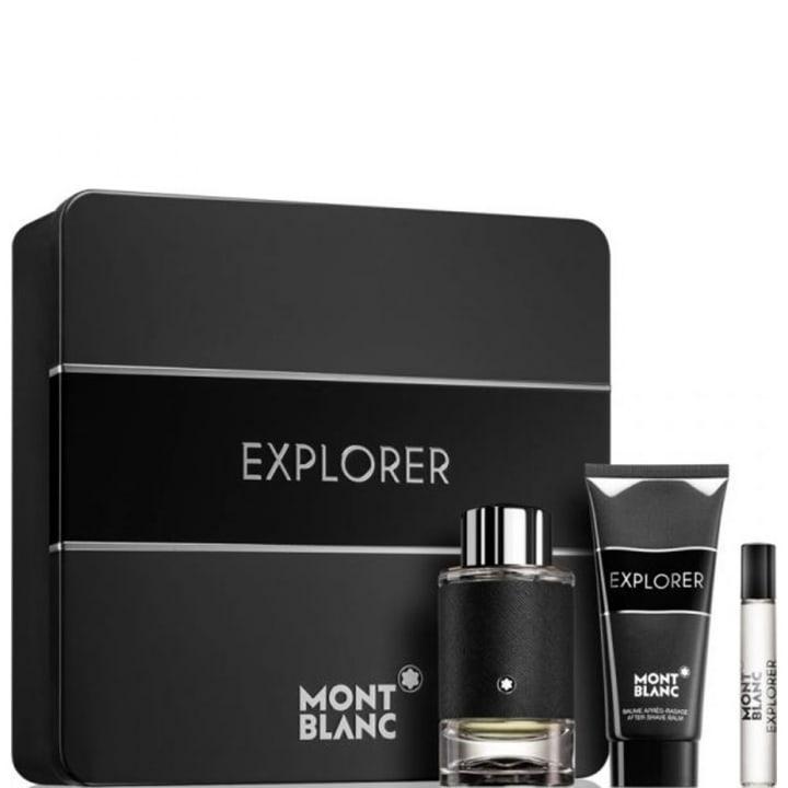 Montblanc Explorer Coffret Eau de Parfum - Montblanc - Incenza