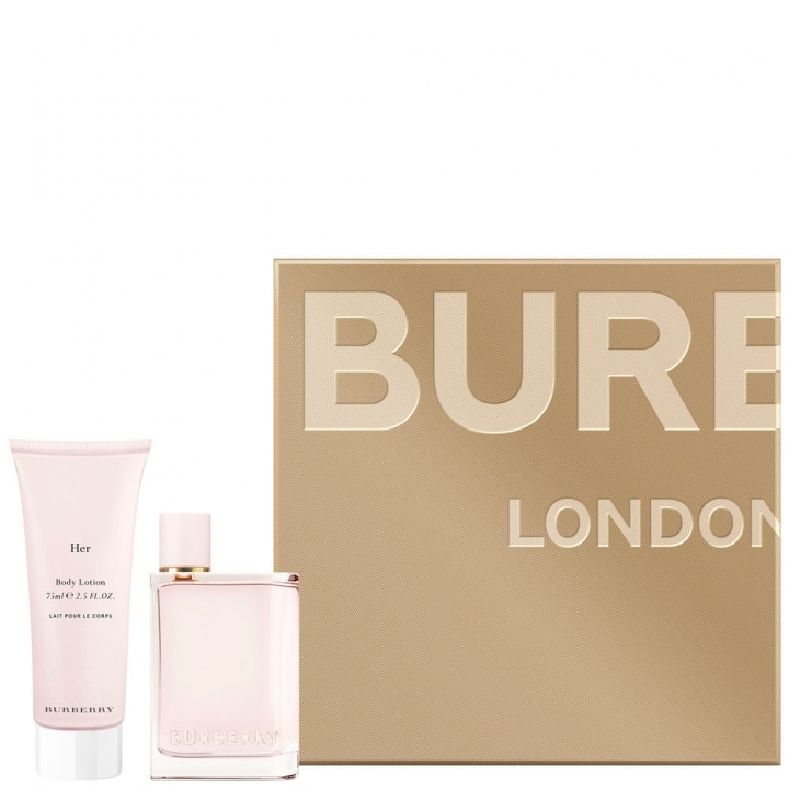 Burberry Her Coffret Eau de Parfum - Burberry - Incenza