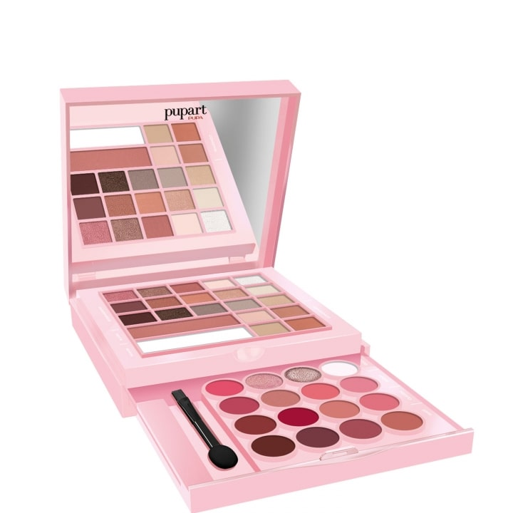 Pupart M - Wake-Up & Make-Up Palette Maquillage - Pupa - Incenza
