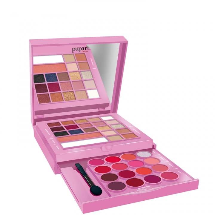 Pupart M - Snappy Hour Palette Maquillage - Pupa - Incenza