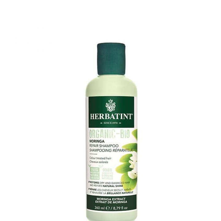 Shampooing Réparateur Moringa Shampooing réparateur BIO - Herbatint - Incenza