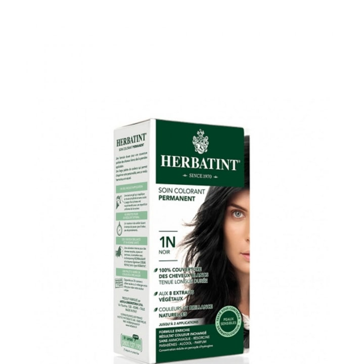 Herbatint N - Naturel Soin Colorant Permanent - Herbatint - Incenza