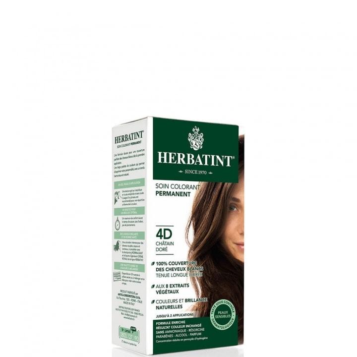 Herbatint D - Doré Soin Colorant Permanent - Herbatint - Incenza