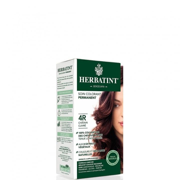 Herbatint R - Cuivré Soin Colorant Permanent - Herbatint - Incenza