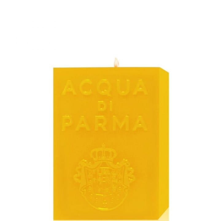 Bougie Cube Jaune Colonia - ACQUA DI PARMA - Incenza