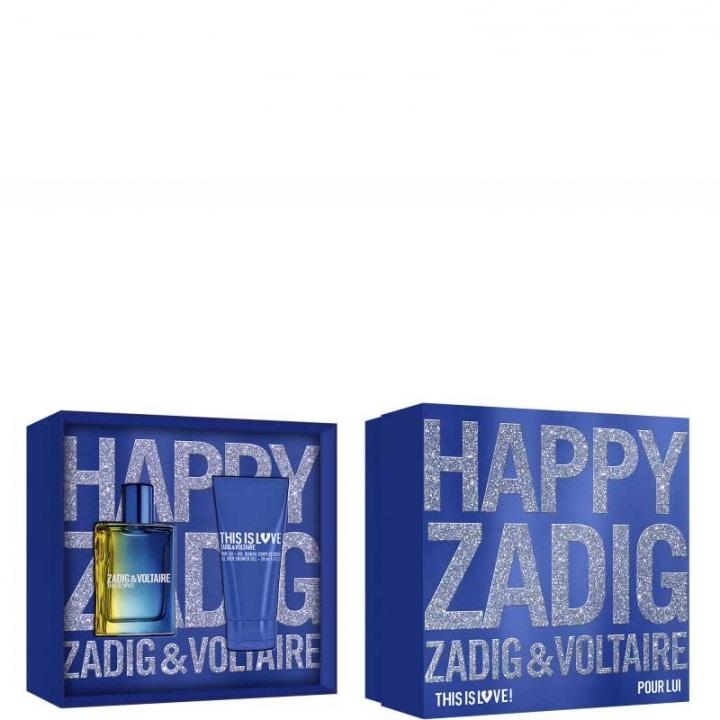 This Is Love! Pour lui Coffret Eau de Toilette - Zadig & Voltaire - Incenza
