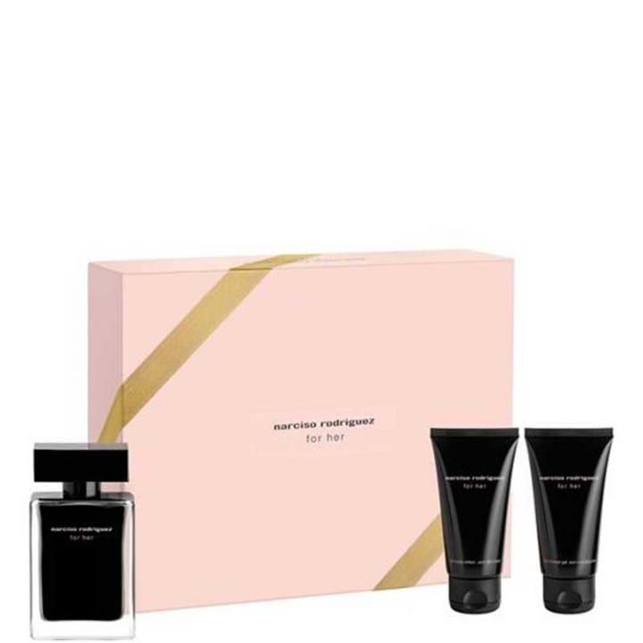 For Her Coffret Eau de Toilette - Narciso Rodriguez - Incenza
