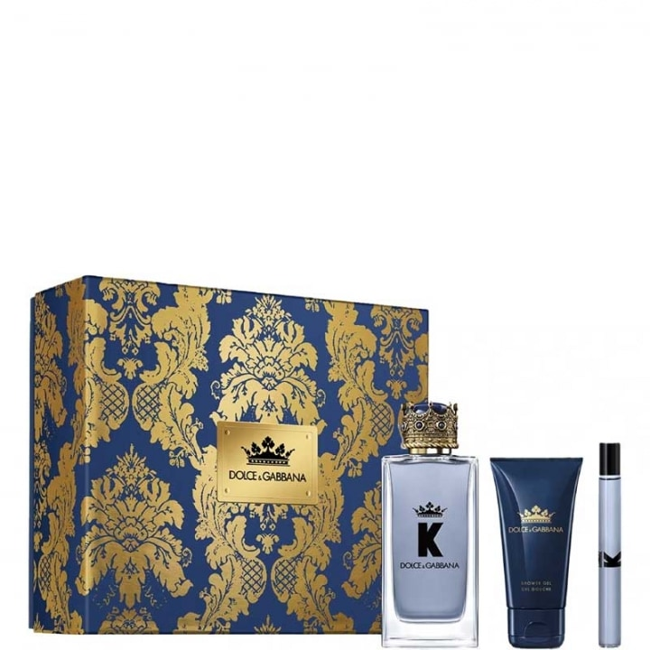 K By Dolce&Gabbana Coffret Eau de Toilette - Dolce&Gabbana - Incenza