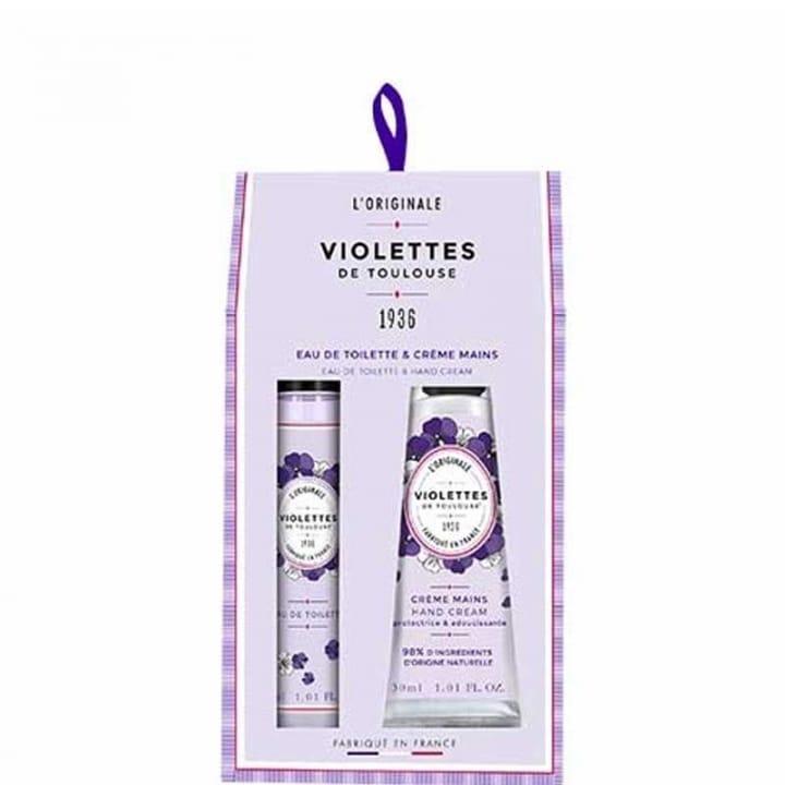 Violettes de Toulouse Coffret Eau de Toilette - Berdoues - Incenza