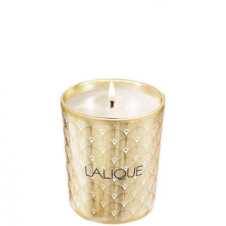 Noir Premier Plume Blanche 1901 Bougie Parfumée - Lalique - Incenza