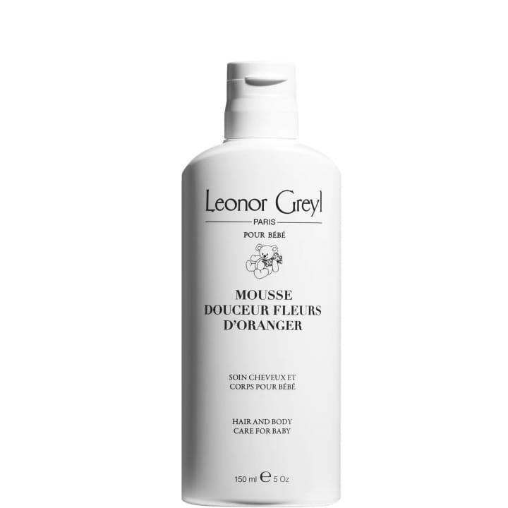 Mousse Douceur Fleurs d'Oranger  Soin Cheveux & Corps pour Bébé - Leonor Greyl - Incenza