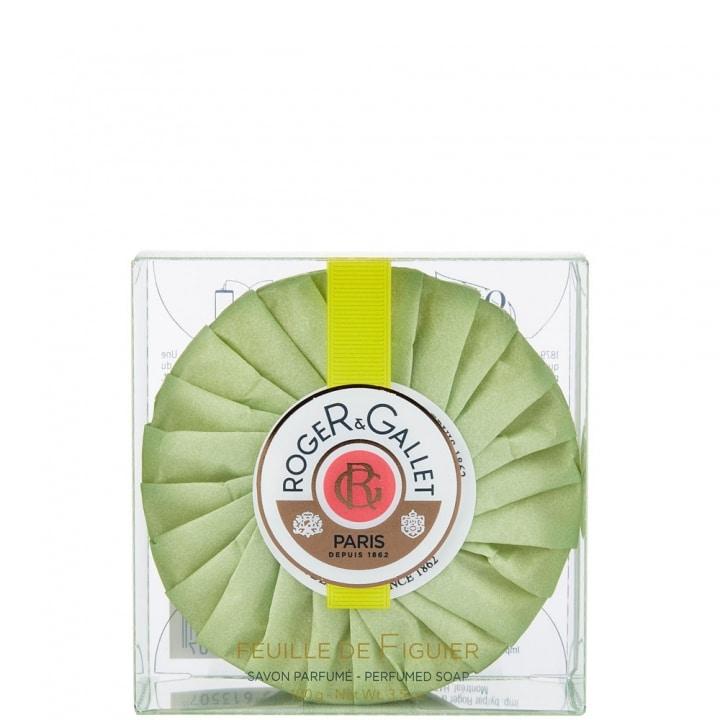 Feuille de Figuier Savon Parfumé - Roger&Gallet - Incenza