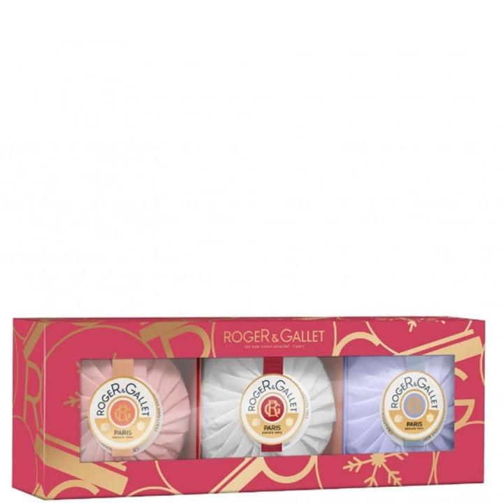 Roger&Fallet Coffret Savons Parfumés - Roger&Gallet - Incenza