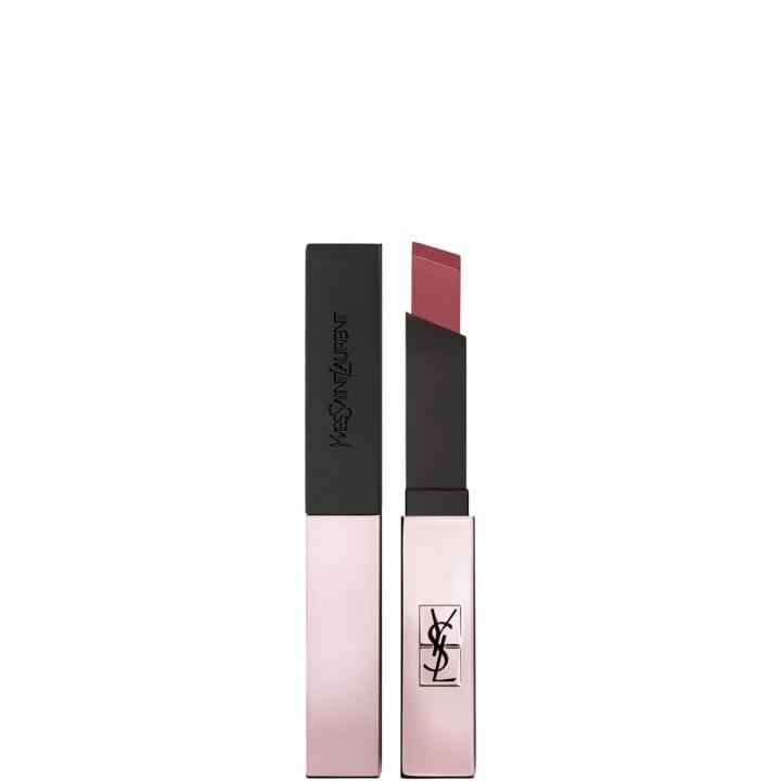 Rouge Pur Couture The Slim Glow Matte Rouge à lèvres mat lumineux. Confort longue durée. Couleur couture 203 - YVES SAINT LAURENT - Incenza