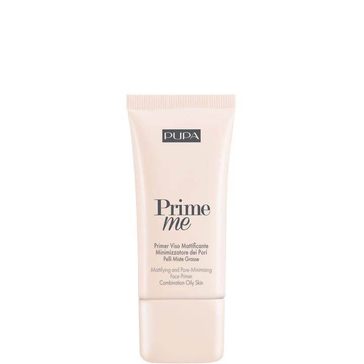 Prime Me  Base de pré-maquillage pour le teint, peau mixte grasse - Pupa - Incenza