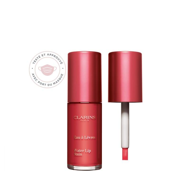 Eau à Lèvres Rouge à lèvres à la texture eau et à la couleur modulable haute tenue 08 - CLARINS - Incenza