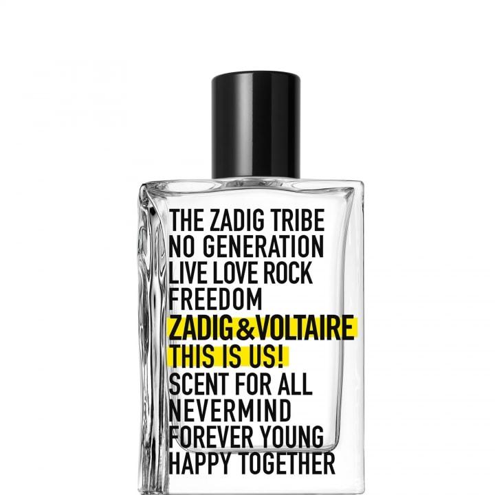 This is Us Eau de Toilette - Zadig & Voltaire - Incenza