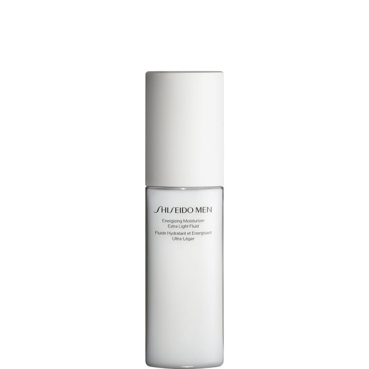 Fluide Hydratant et Energisant Ultra Léger Shiseido Men - SHISEIDO - Incenza