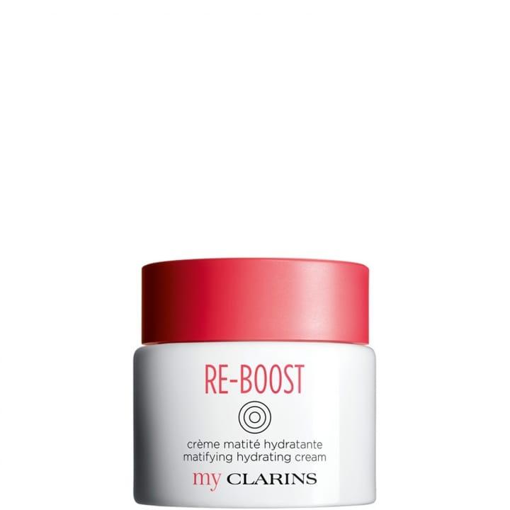 RE-BOOST Crème Matité Hydratante - My Clarins - Incenza