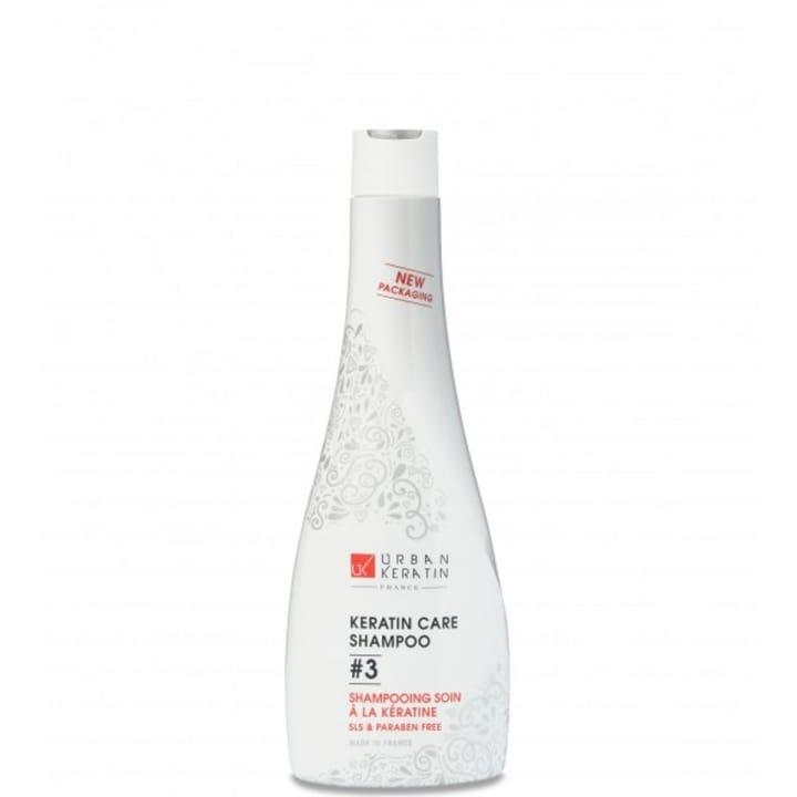Keratin Care Shampoo Shampooing Soin à la Kératine - Urban Keratin - Incenza