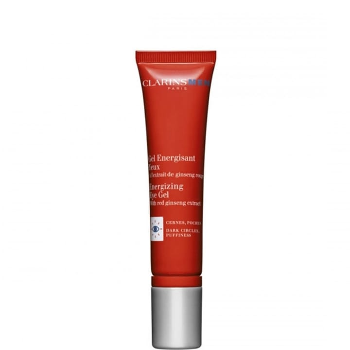 Clarinsmen Gel Energisant Yeux A l'Extrait de Ginseng Rouge - CLARINS - Incenza