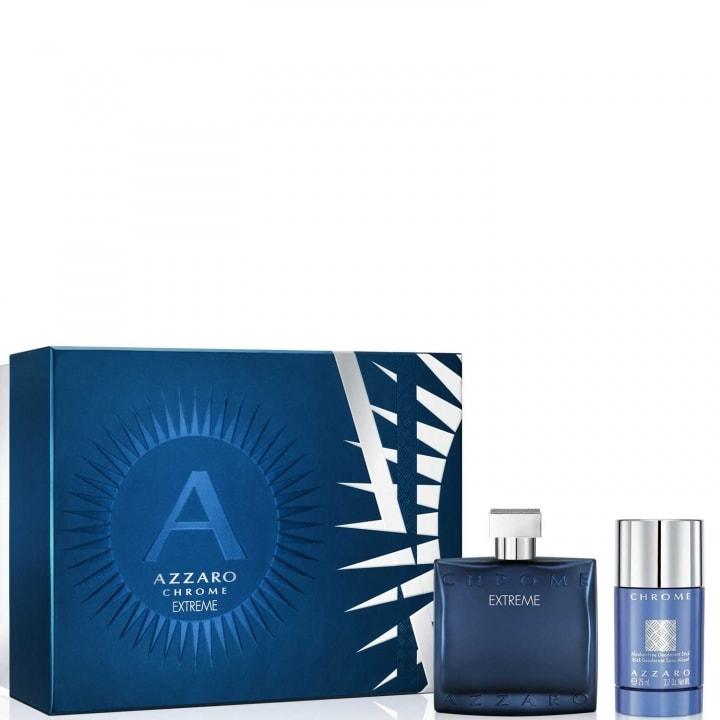Azzaro Chrome Extreme Coffret Eau de Parfum - Azzaro - Incenza