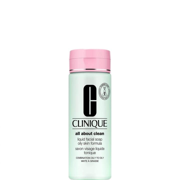 Liquid Facial Soap Oily Skin Formula Savon Visage Liquide Tonique - CLINIQUE - Incenza