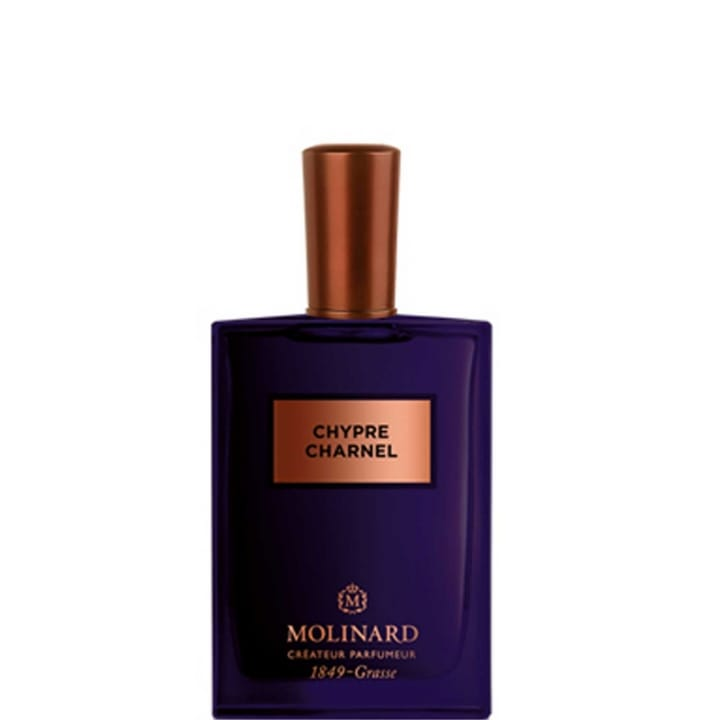 Chypre Charnel Eau de Parfum - Molinard - Incenza