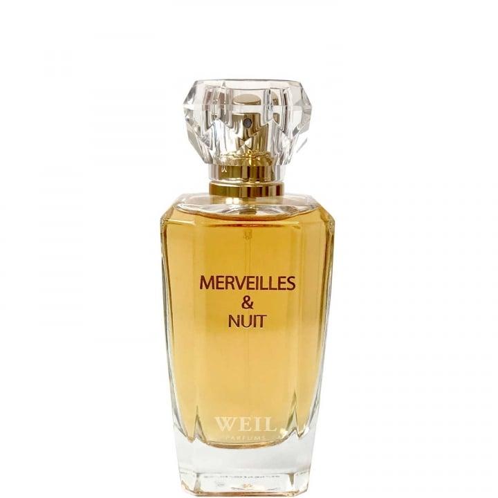 Merveilles et nuit Eau de Parfum - Weil - Incenza