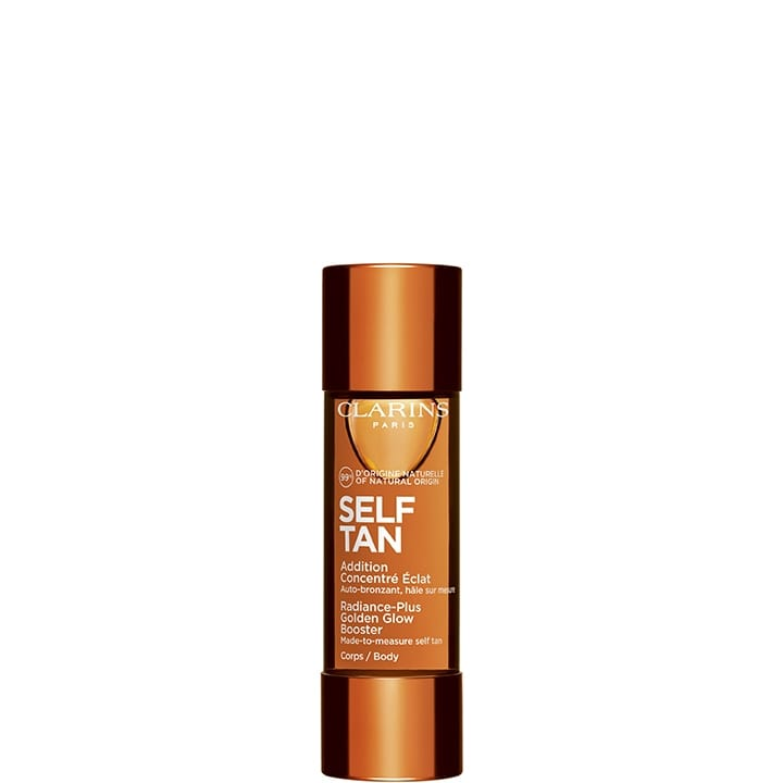 Addition Concentré Eclat Auto-Bronzant Corps - CLARINS - Incenza