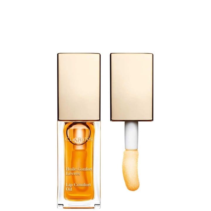 Huile Confort Lèvres Brillance, couleur et hydration - CLARINS - Incenza