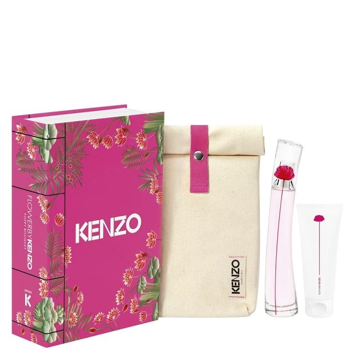 Flower By Kenzo Poppy Bouquet Coffret Eau de Parfum - KENZO - Incenza