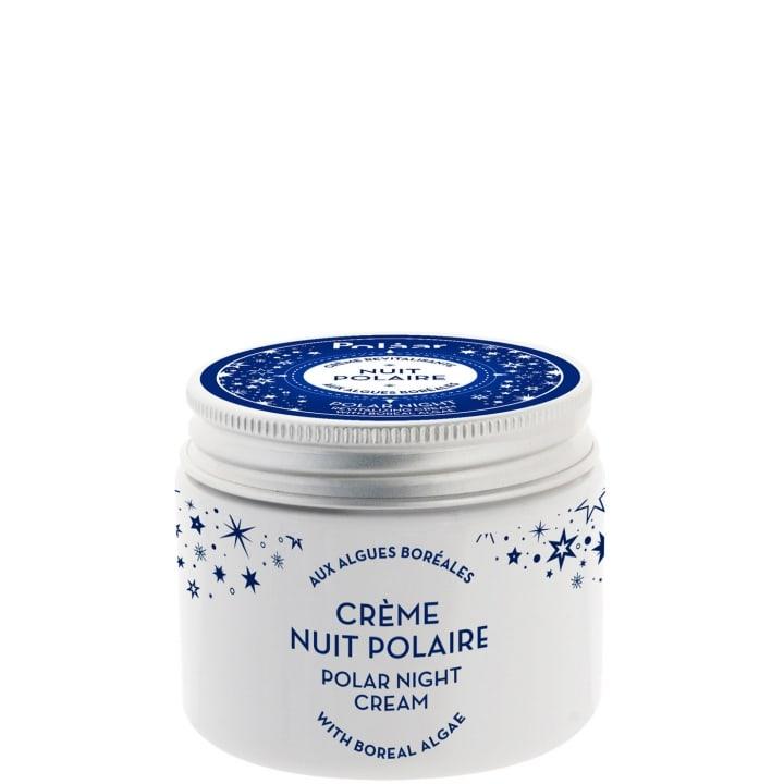 Nuit Polaire Crème Revitalisante aux Algues Boréales - Polaar - Incenza