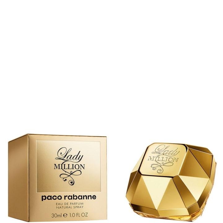 Lady Million Eau de Parfum - PACO RABANNE - Incenza