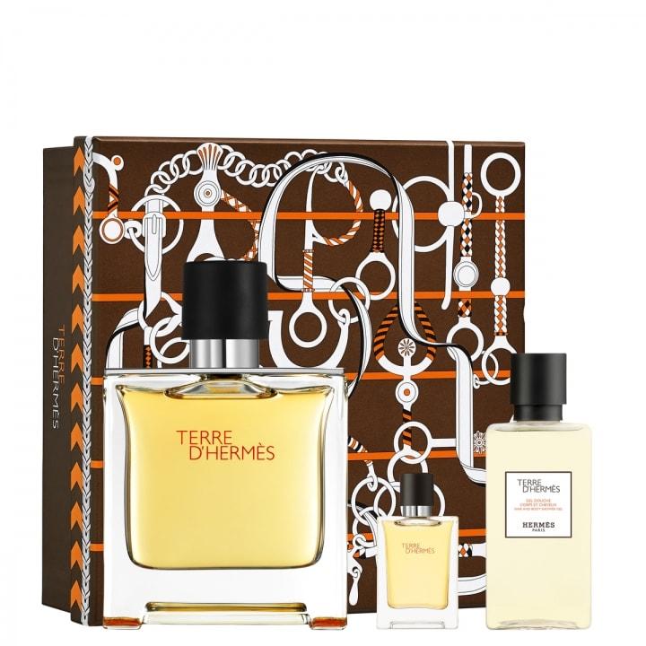 Terre d'Hermès Coffret Parfum - HERMÈS - Incenza