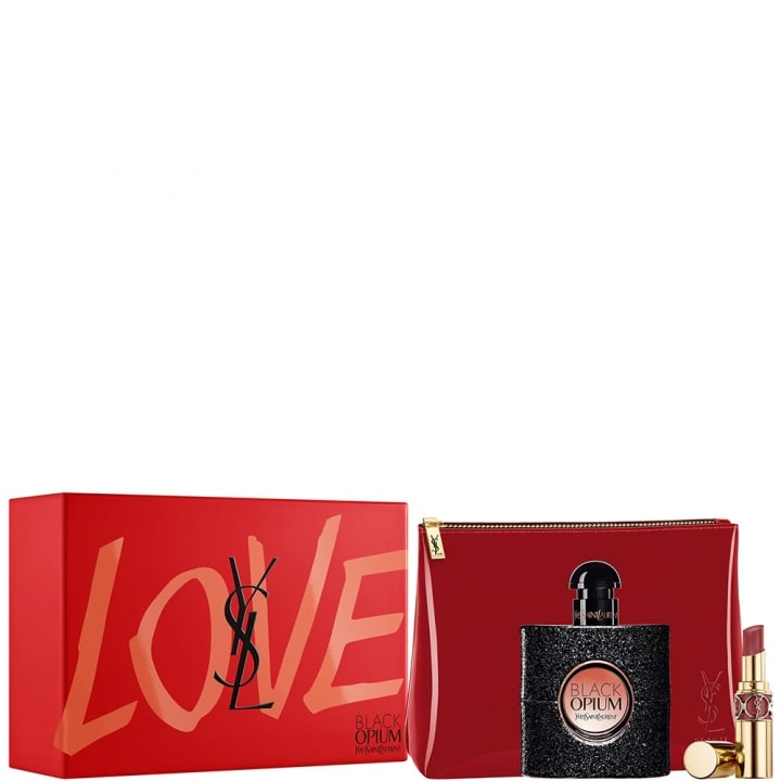 Black Opium Coffret Eau de Parfum - YVES SAINT LAURENT - Incenza
