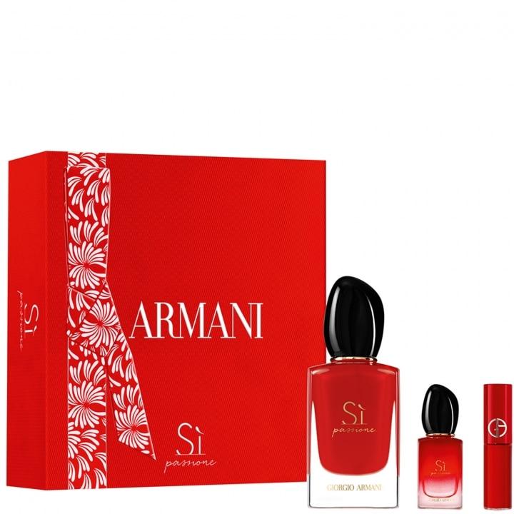 Sì Passione Coffret Eau de Parfum - GIORGIO ARMANI - Incenza