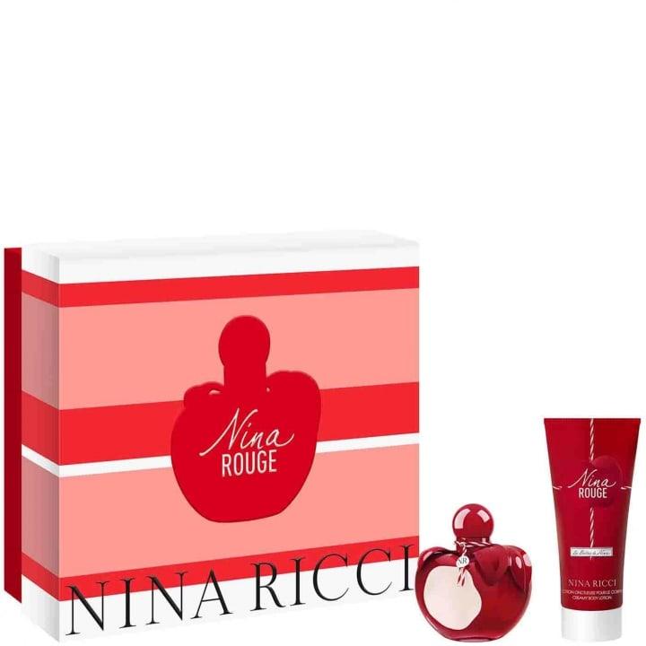Nina Rouge Coffret Eau de Toilette - Nina Ricci - Incenza
