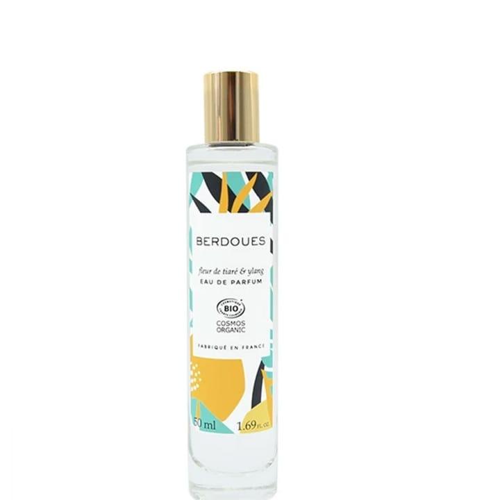 Fleur de Tiaré & Ylang Eau de Parfum - Berdoues - Incenza