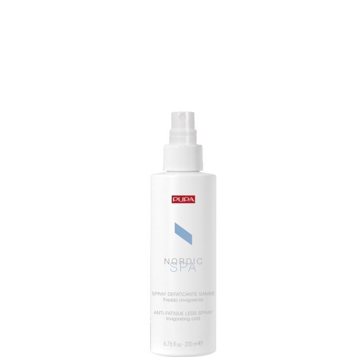 Nordic Spa Spray défatigant pour les Jambes Effet Frais Revigorant - Pupa - Incenza