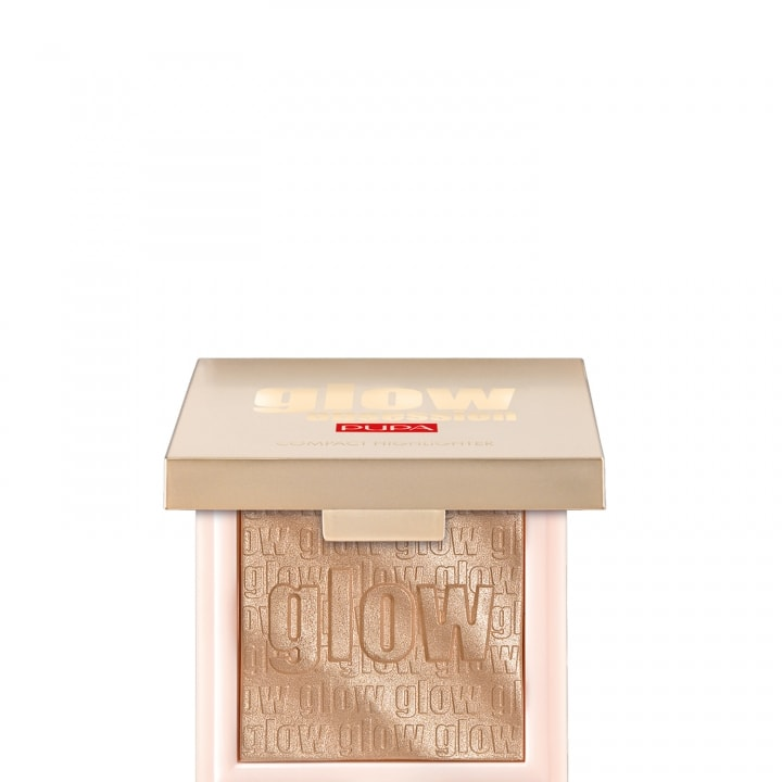 Glow Obsession All Over Compact Highlighter Illuminateur Compact All Over - Effet Pure Lumière - Pupa - Incenza